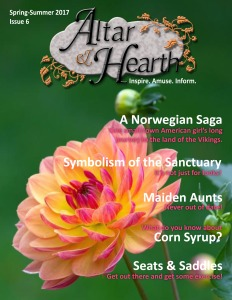 Altar & Hearth Issue 6 cover