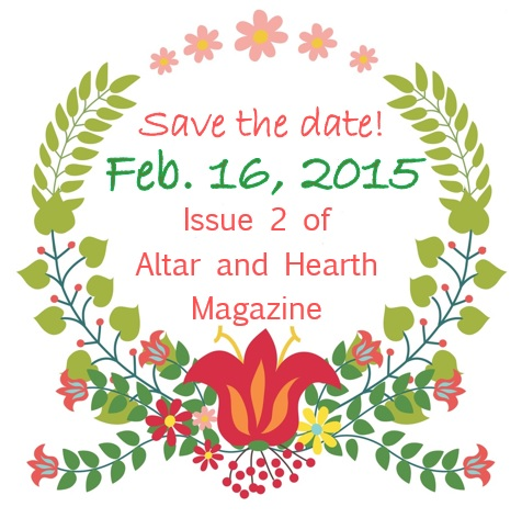 Save the date Issue 2 Spring 2015