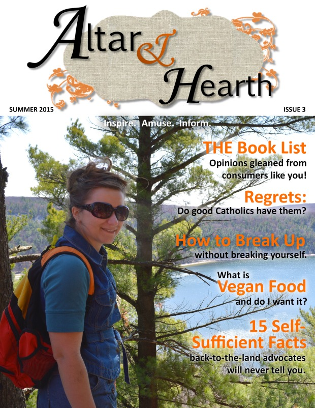 Front Cover 2015 Summer finished