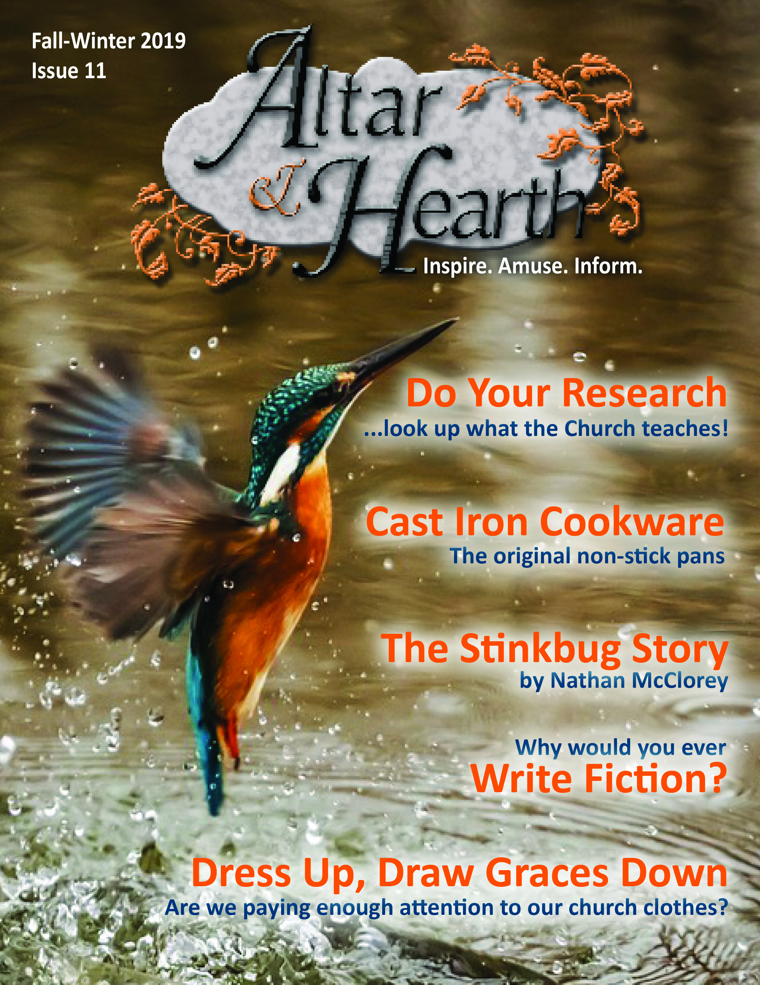 Altar & Hearth Issue 11 Cover